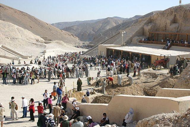 Загадка поддельной гробницы в египетской Долине Царей - Паранормальные новости