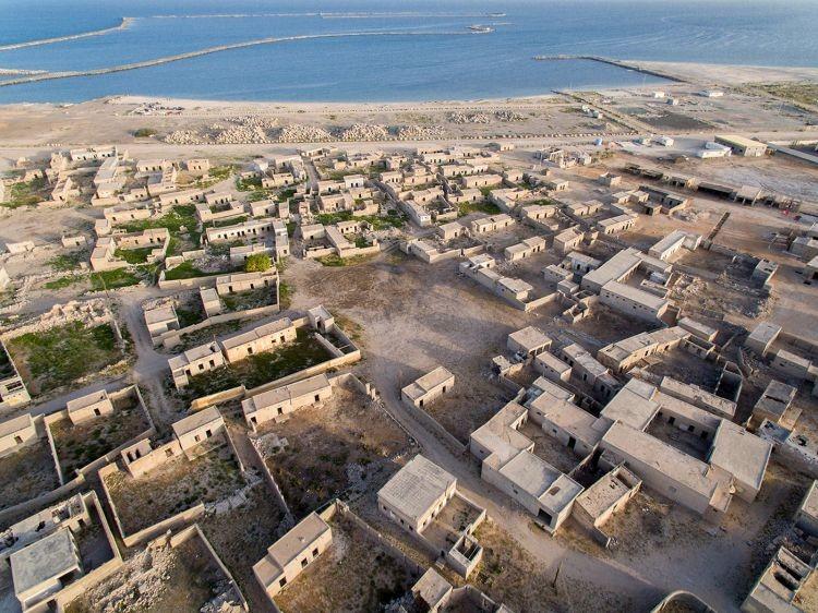 В арабском городе-призраке живут джинны - Паранормальные новости