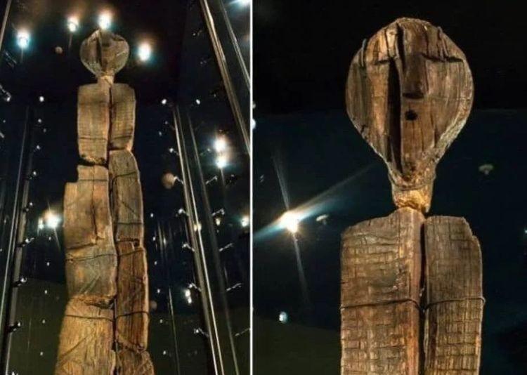 Деревянный Шигирский идол из болота оказался еще древнее, чем считалось раньше - Паранормальные новости