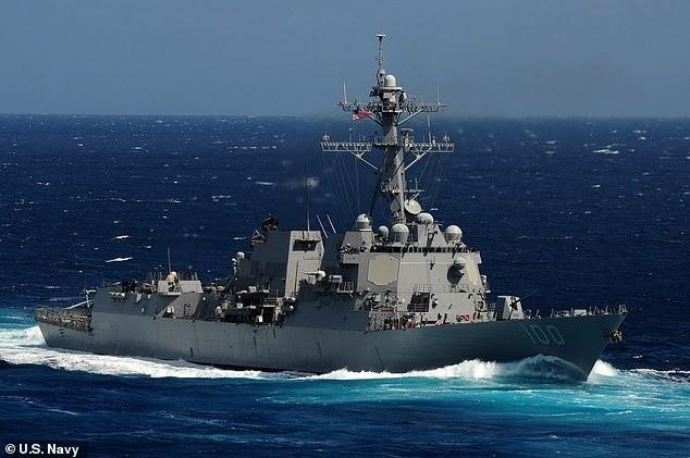 Таинственные скоростные НЛО овальной формы несколько дней пугали экипажи военных кораблей США - Паранормальные новости