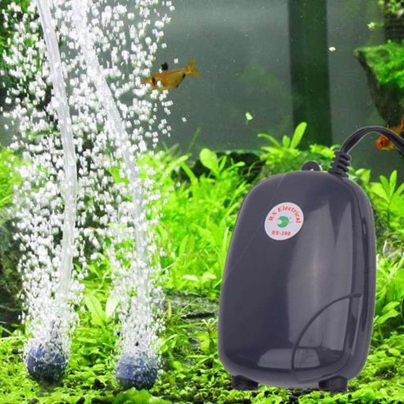 ТОП-10 лучших предложений компрессоров для аквариумов
