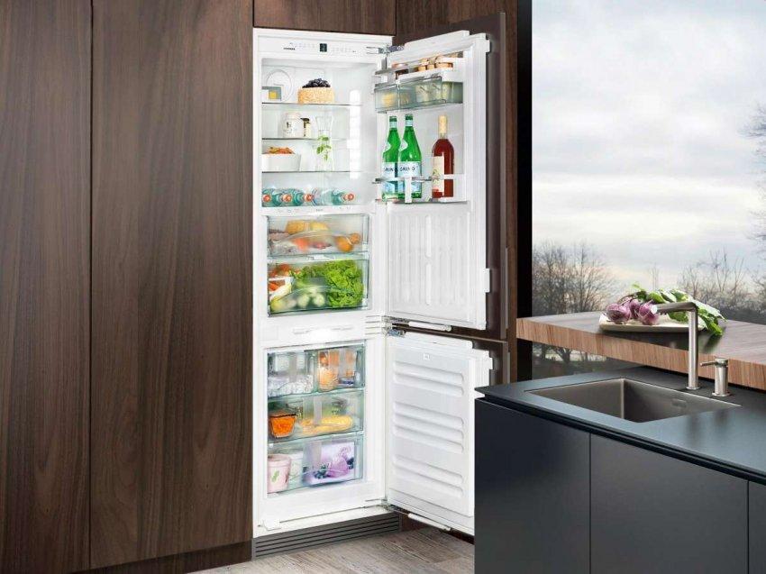 Встраиваемые холодильники Samsung. Топ лучших предложений
