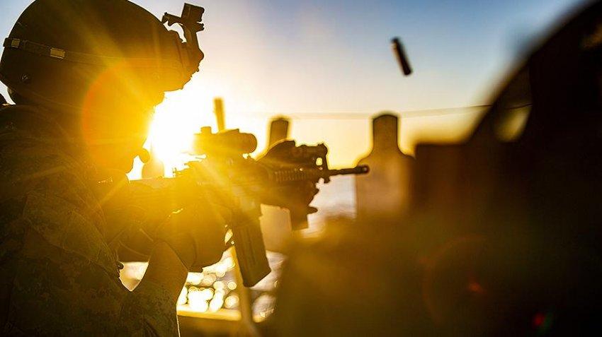 Многонациональные военно-морские учения НАТО стартовали в Черном море