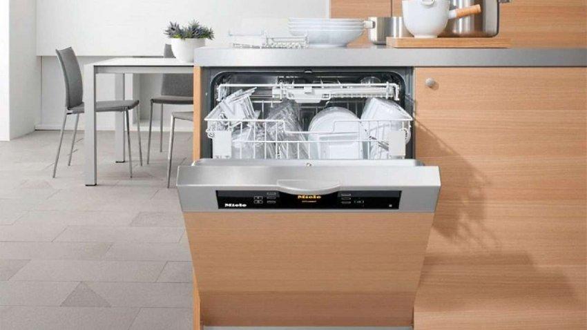 ТОП 10 полноразмерных посудомоечных машин