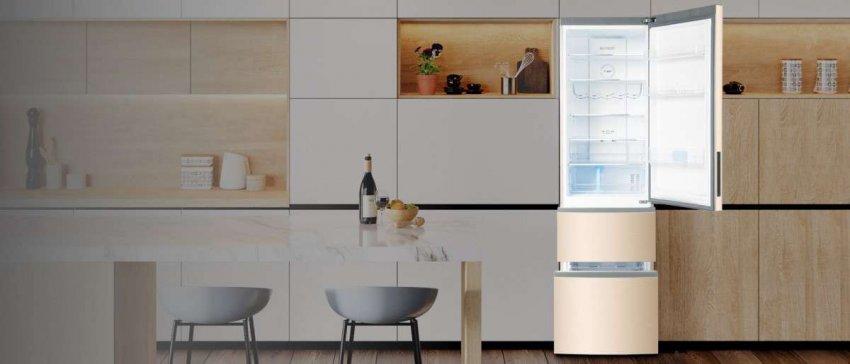 Холодильники Haier с инверторным компрессором. Топ лучших предложений