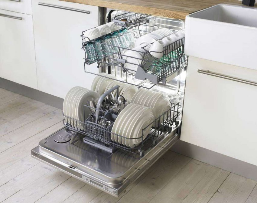 ТОП 10 посудомоечных машин с дисплеем
