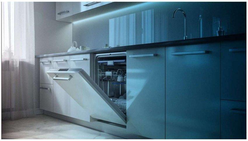 Обзор 10 посудомоечных машин с защитой от протечек
