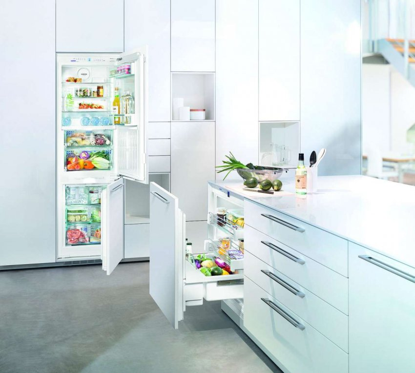 Холодильники Liebherr. Топ лучших предложений