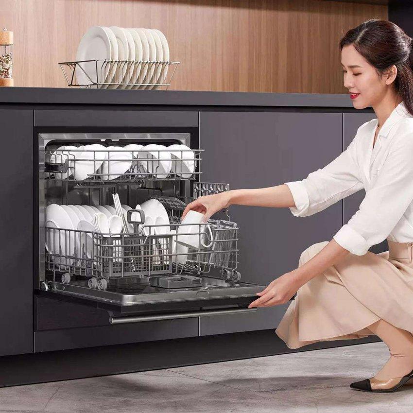 Обзор 10 посудомоечных машин до 60000 рублей