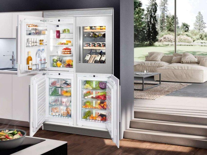 Холодильники Liebherr с зоной свежести. Топ лучших предложений