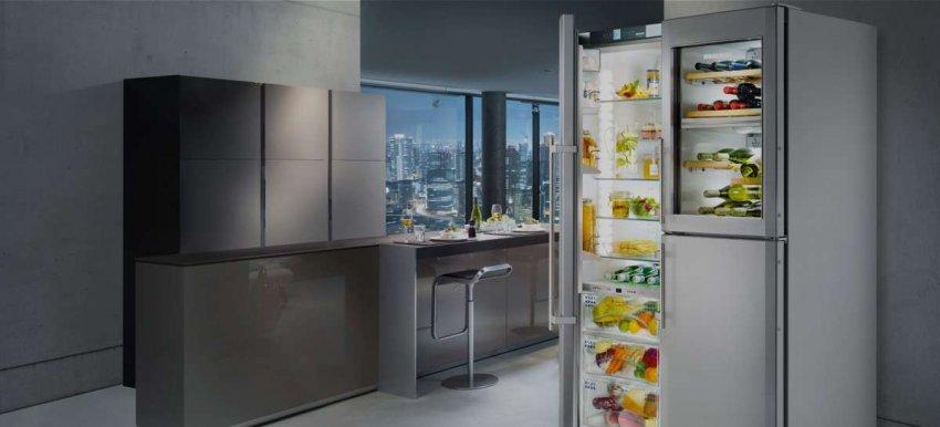 Холодильники Liebherr с инверторным компрессором. Топ лучших предложений