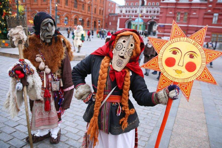 Масленица-2021 в Москве: площадки и мероприятия
