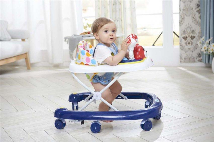 ТОП-10 лучших предложений ходунков для малышей