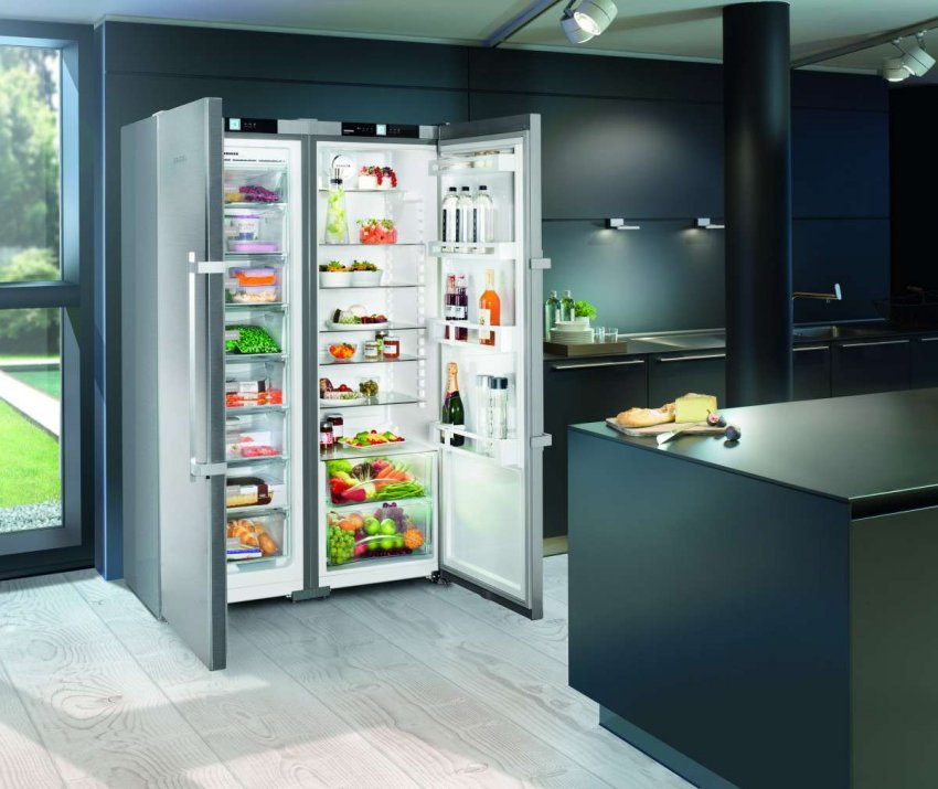 Холодильники HIBERG Side by Side. Топ лучших предложений