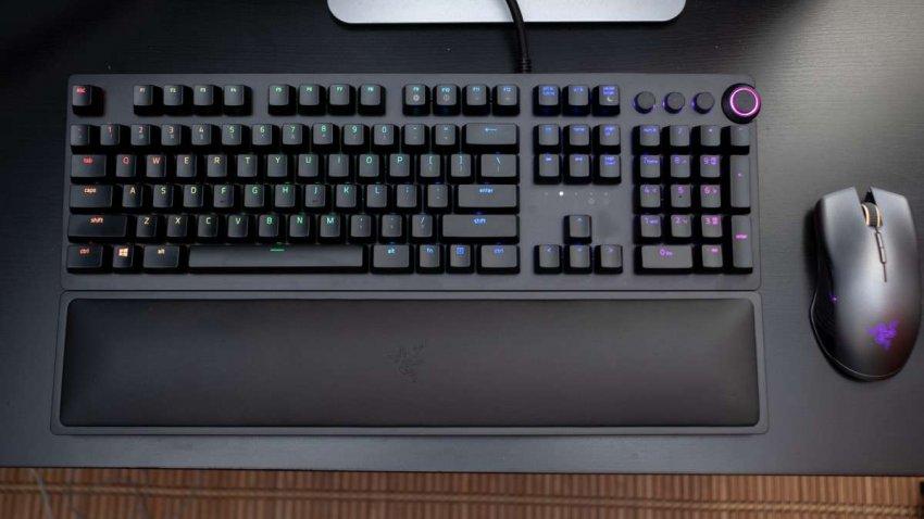 Обзор 10 клавиатур Razer