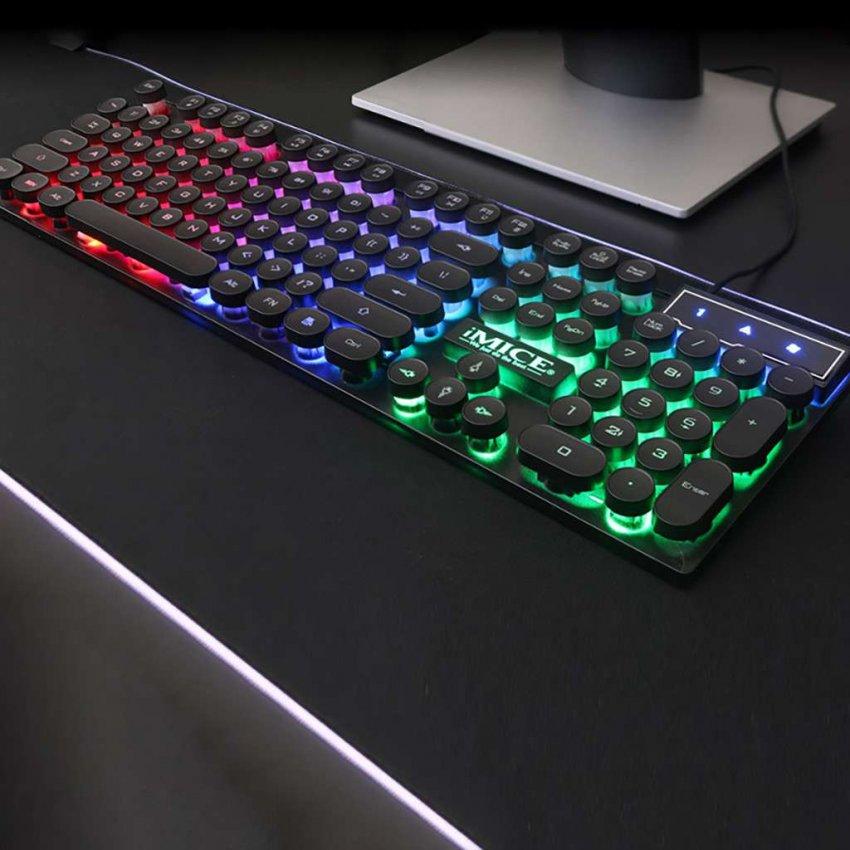 ТОП 10 лучших клавиатур с подсветкой клавиш