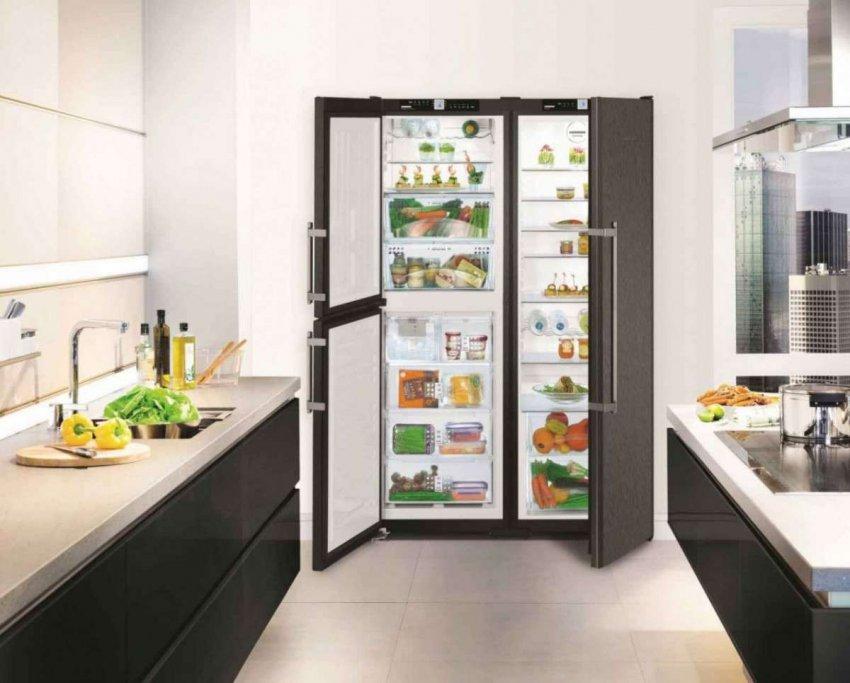 Холодильники MAUNFELD Side by Side. Топ лучших предложений
