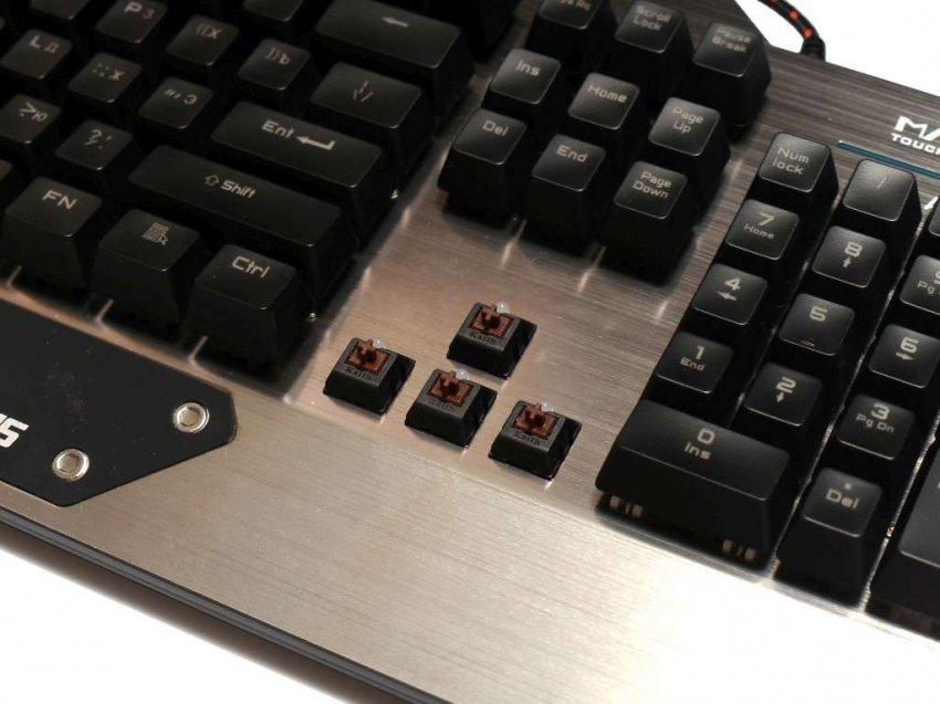 Рейтинг лучших бесшумных клавиатур