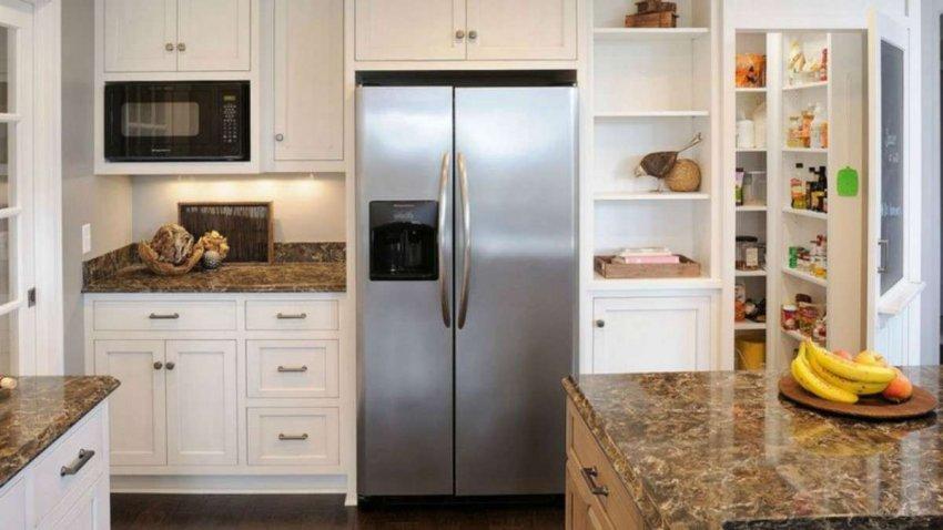 Холодильники Midea с распашными дверцами. Топ лучших предложений