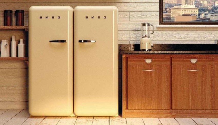 Холодильники Smeg. Топ лучших предложений