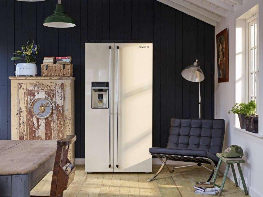 Холодильники Smeg с распашными дверями. Топ лучших предложений