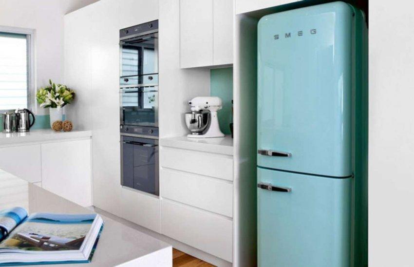 Холодильники Smeg Full No Frost. Топ лучших предложений
