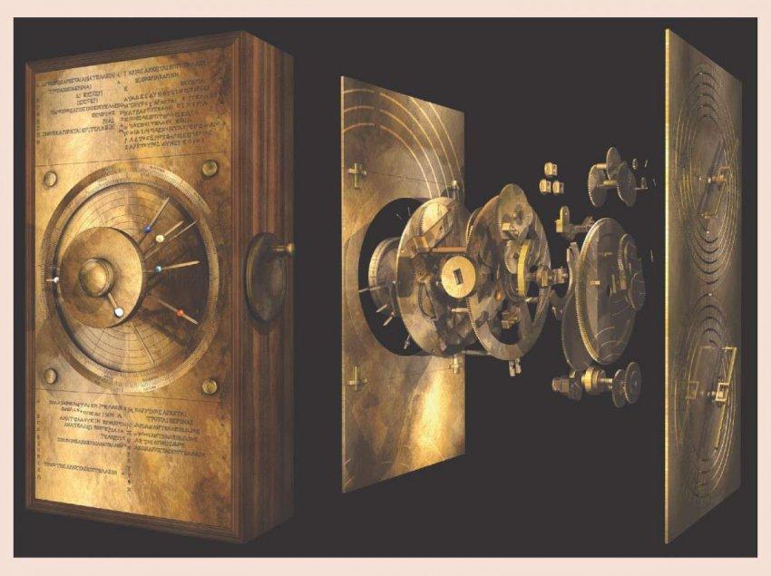 Цифровая модель раскрывает секреты загадочного «механизма Антикиферы»