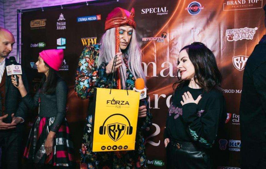 BY (BABA YAGA) признали брендом года на Woman Award-2021