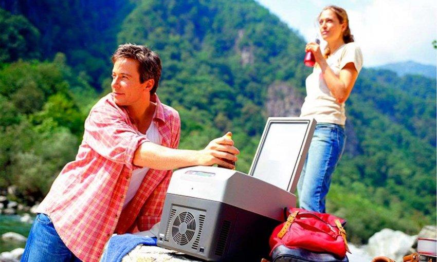 Автомобильные холодильники с внутренней подсветкой. Топ лучших предложений