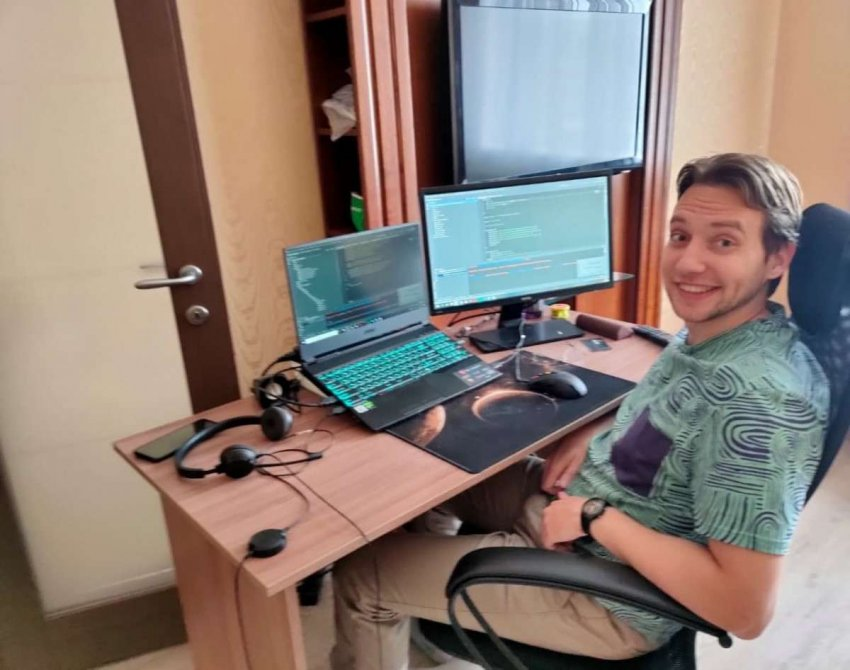 От электромеханика до разработчика приложения, которое поможет устранять конфликты: интервью с программистом