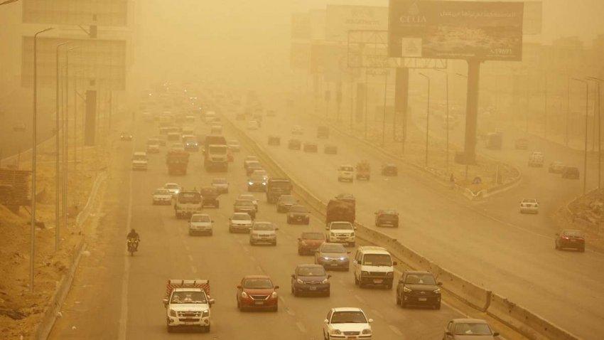 Песчаная буря в Пекине на самом деле была пыльной бурей – и это намного хуже