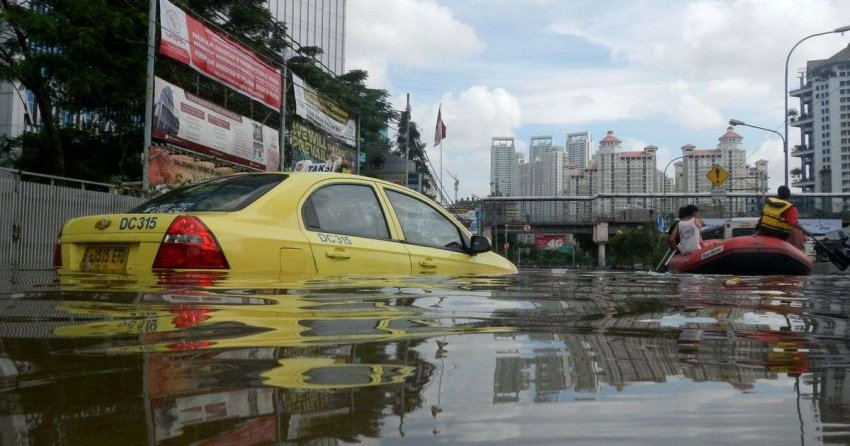 Уровень моря повышается быстрее всего в больших городах – вот почему