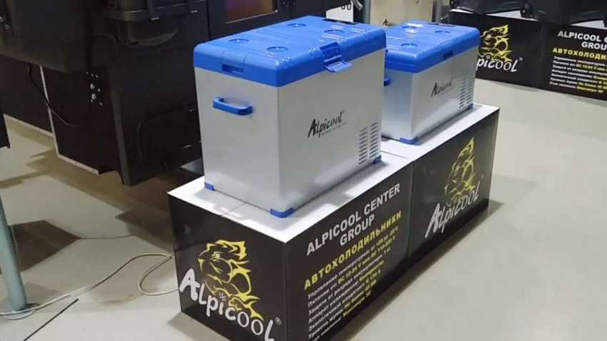 Автомобильные холодильники Alpicool. Топ лучших предложений