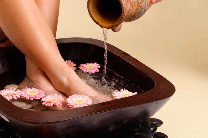 Обзор популярных ванночек для снятия усталости ног: ТОП-10