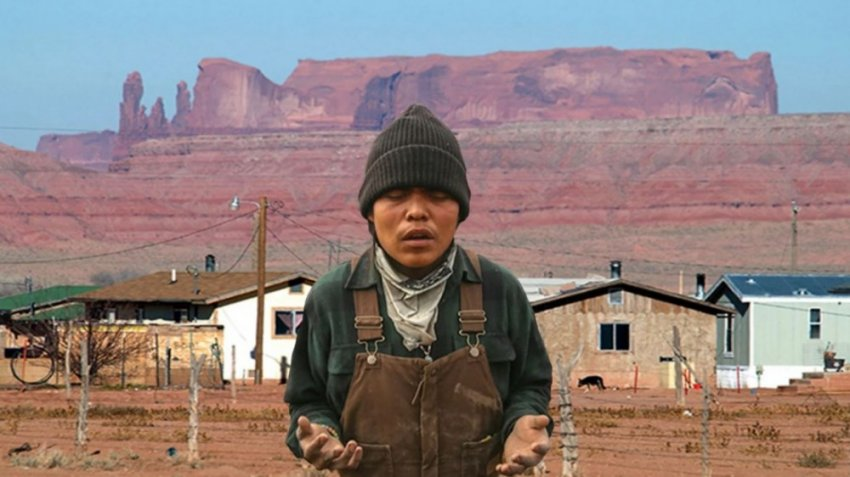 Жизнь американских индейцев в США глазами русского