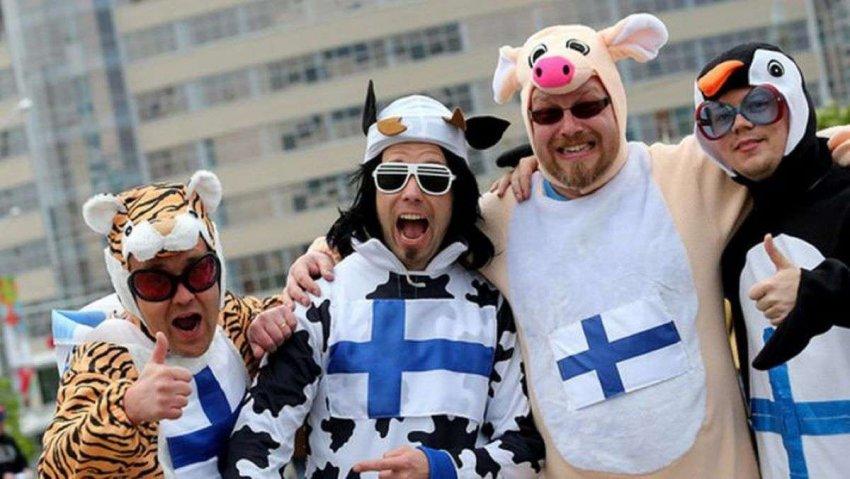 Финляндию в четвертый раз подряд признали самой счастливой страной в мире