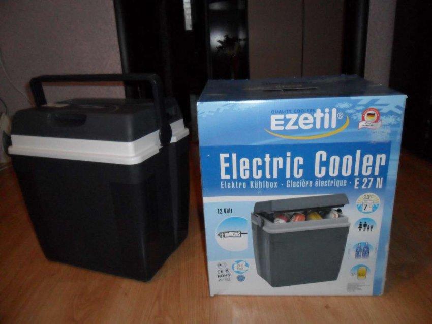 Автомобильные холодильники Ezetil. Топ лучших предложений