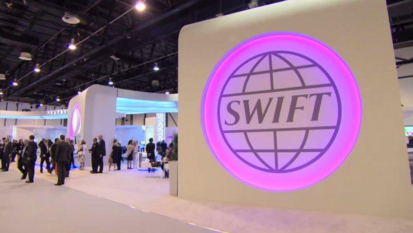 Песков оценил возможность отключения России от SWIFT в 2021 году