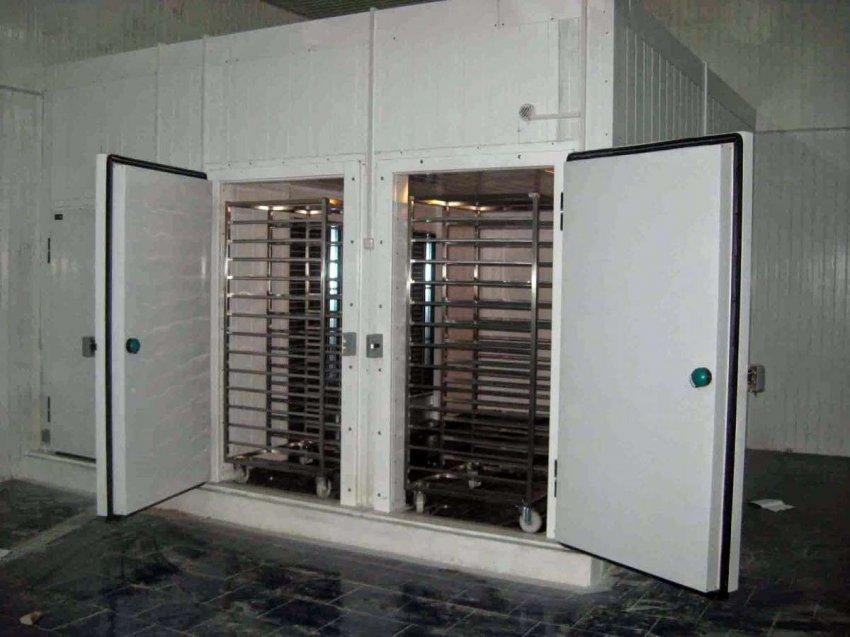 Холодильные камеры. Топ лучших предложений