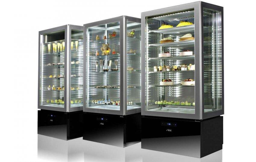 Холодильные шкафы-витрины. Топ лучших предложений