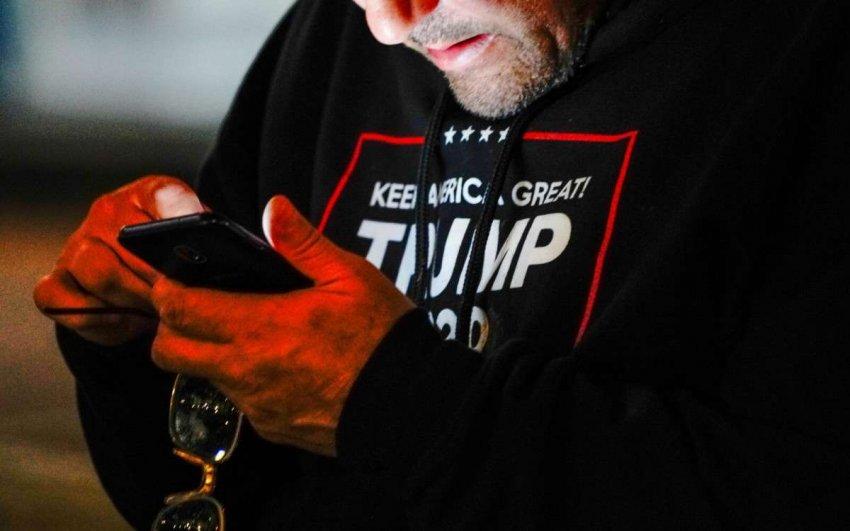 Трамп создает собственную платформу для социальных сетей