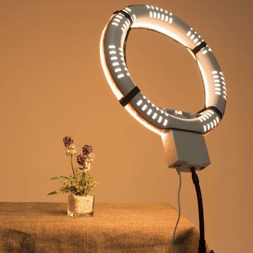ТОП-10 лучших предложений кольцевых ламп для селфи