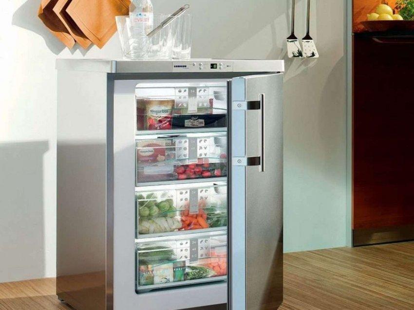 Морозильники с максимальной температурой –24 градуса. Топ лучших предложений