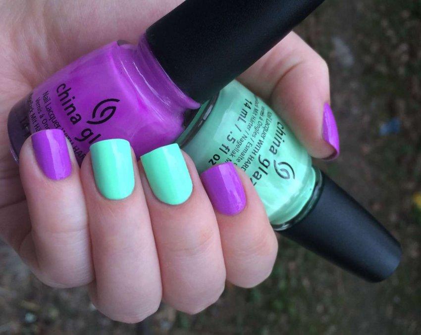 ТОП-10 популярных предложений лаков для ногтей