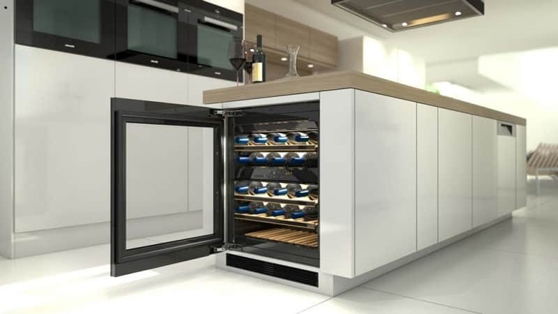 ТОП 10 мультитемпературных винных шкафов