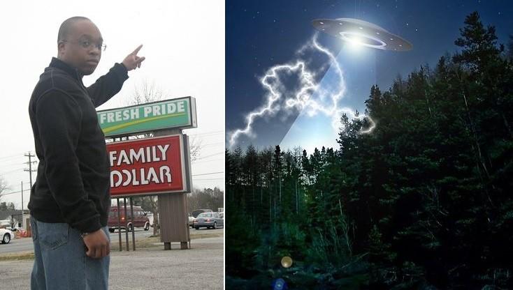 Бывший морской пехотинец США увидел НЛО и после этого его жизнь превратилась в безумный кошмар - Паранормальные новости