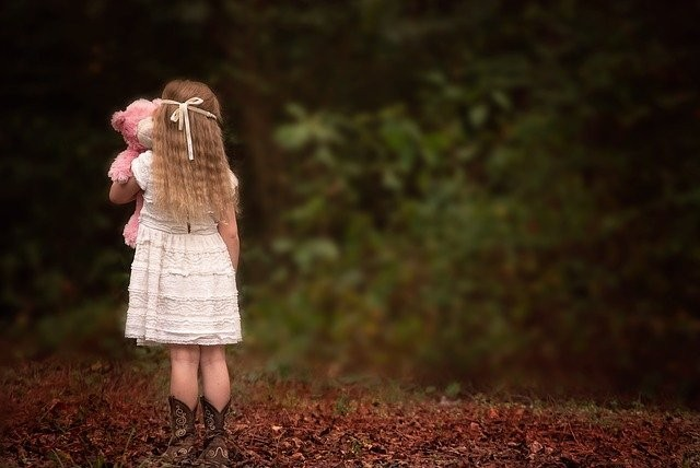 Странное исчезновение и не менее странное возвращение 8-летней девочки Кэтрин Ван Арст - Паранормальные новости