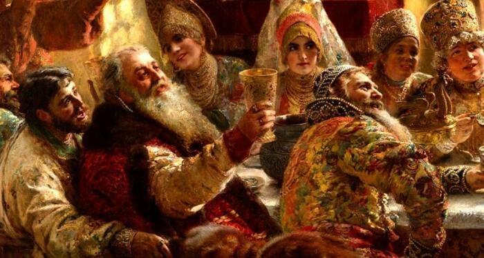 Пищевые привычки в царской России, которые пугали иностранцев