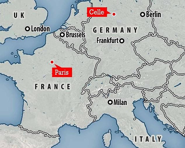 Девочка из Германии, пропавшая в марте 2021 года, найдена во Франции с полной потерей памяти - Паранормальные новости