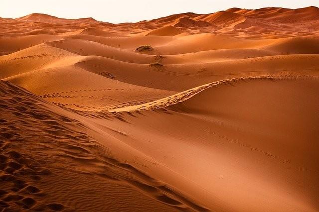 Тайна поющих песков - Паранормальные новости